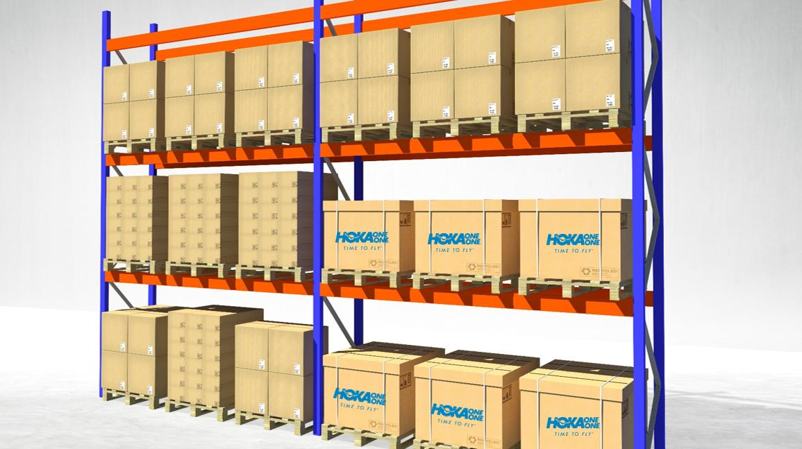 La logistique et le stockage de votre matériel d'événementiel