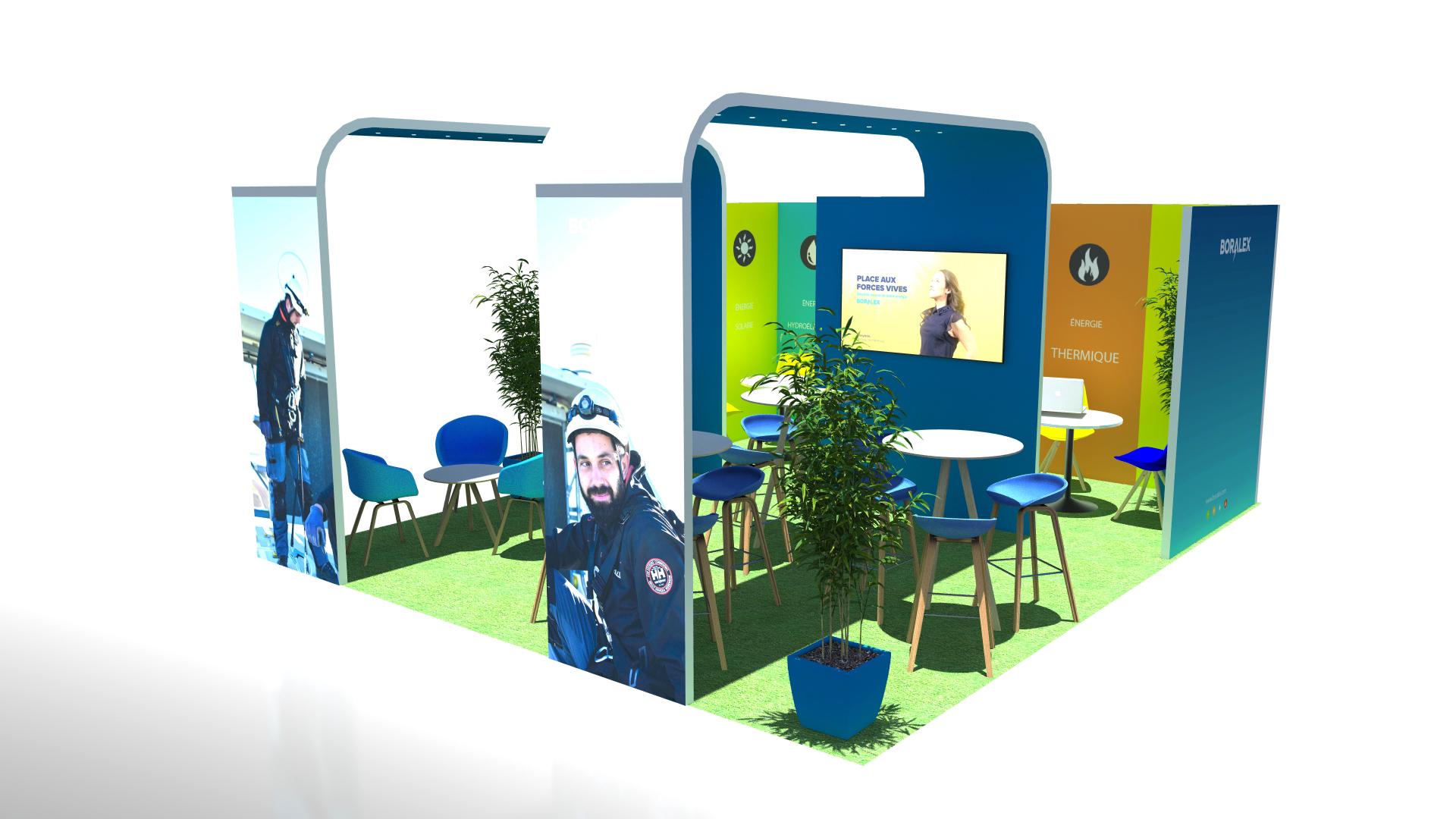 Organisation et gestion de vos salons et expositions